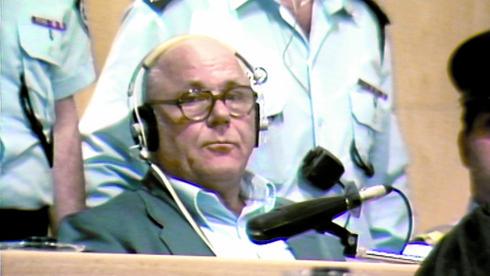 Ivan Demjanjuk durante su juicio en 1988 en Jerusalem.  en