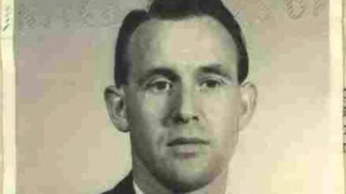 Freidrich Karl Berger, ex guardia nazi deportado a Alemania.
