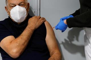 La campaña de vacunación en Israel es exitosa, pero no suficiente para derrotar a la pandemia.