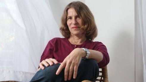 Galia Oz, autora infantil e hija del famoso escritor israelí Amos Oz.