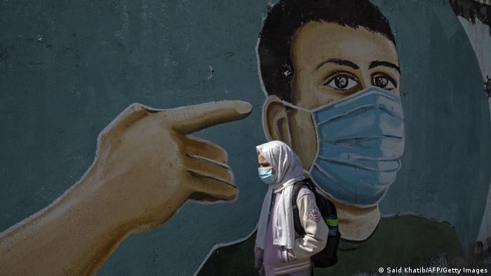 Grafiti en Rafah.
