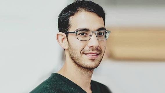 Roee Eilat, gerente de Investigación Científica de Facebook Israel.