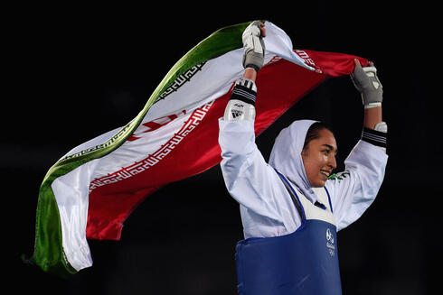 Taekwondo Irán
