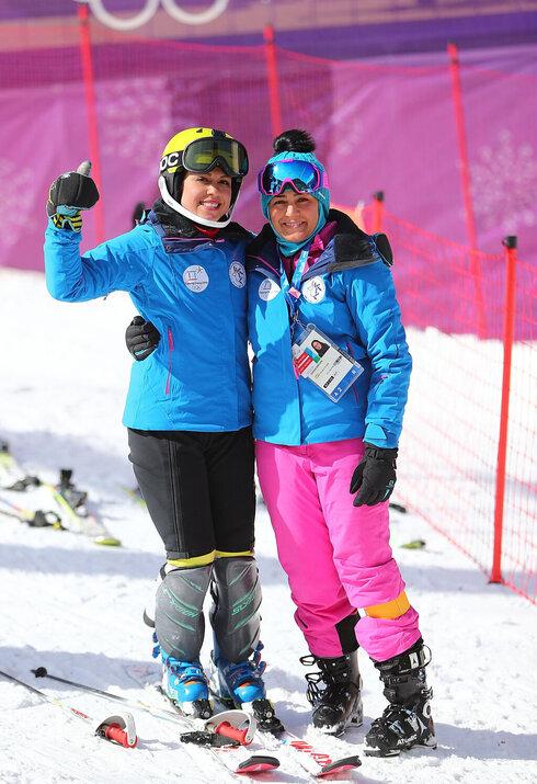 Esqui Irán