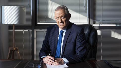 Benny Gantz, ministro de Defensa de Israel.