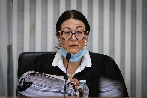 Esther Hayut, presidenta del Tribunal Superior de Justicia.
