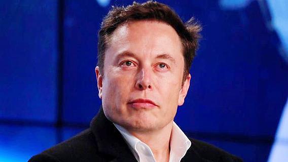 Elon Musk, director general de Tesla y SpaceX.