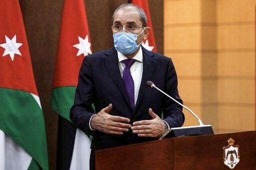 El ministro jordano de Relaciones Exteriores, Ayman Safadi.