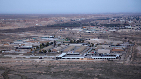 La base Ain al-Asad fue atacada hoy en Irak.