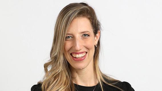 Chen Guter, vicepresidenta de marketing de Lusha.