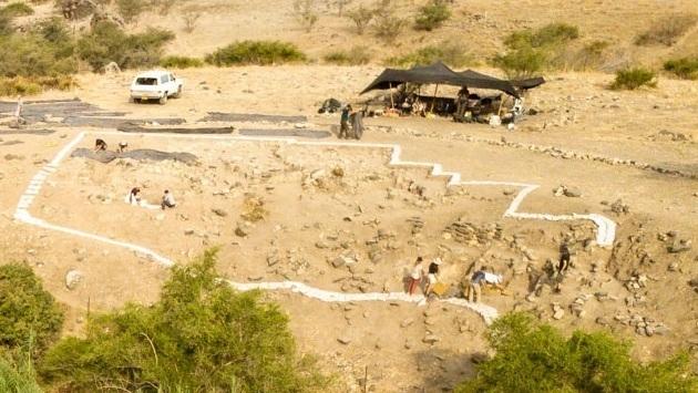 Sitio de investigación arqueológica Ein Gev II.
