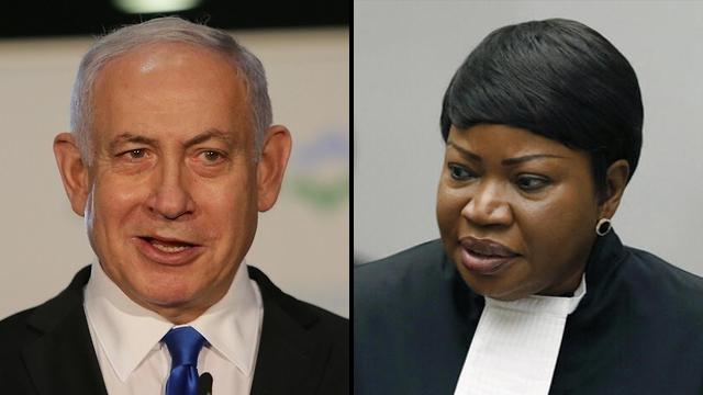 Netanyahu Bensouda