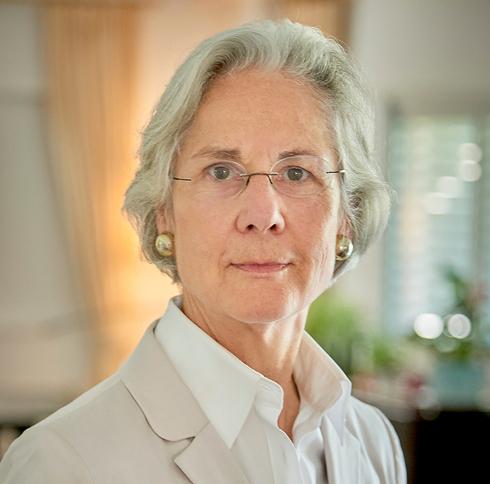 Dra. Susanne Wasum-Rainer, embajadora de Alemania en Israel.