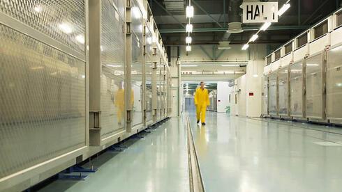 La instalación nuclear de Fordow en Irán.
