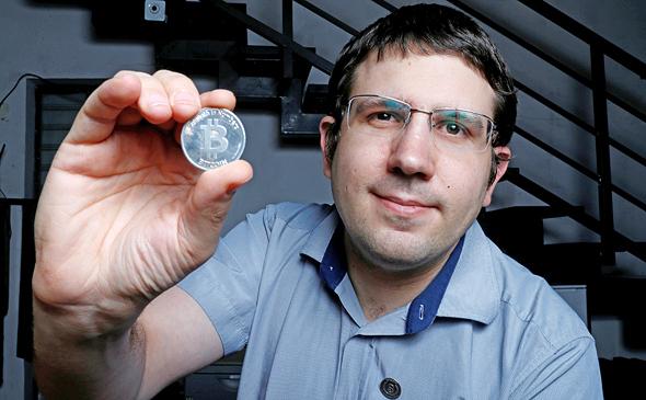 Meni Rosenfeld, presidente de la Asociación Israelí de Bitcoin.