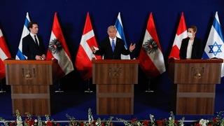 Netanyahu Dinamarca Austria