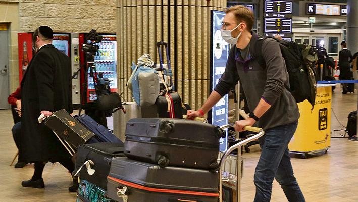 ¿Los israelíes podrán vacunarse en el aeropuerto al regresar del exterior?
