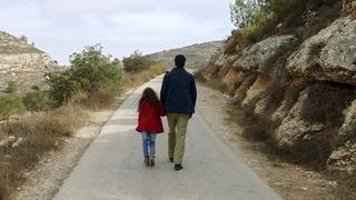 """Imagen de """"The Present"""", el cortometraje palestino que competirá con el film israelí """"Ain Levana"""" por el Óscar."""