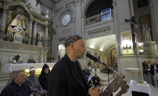 Bergman fue el primer rabino en ocupar un cargo representativo en la Argentina.