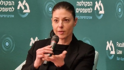 La líder de Avodá, Merav Michaeli.