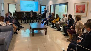 Embajadores latinoamericanos Hadassah