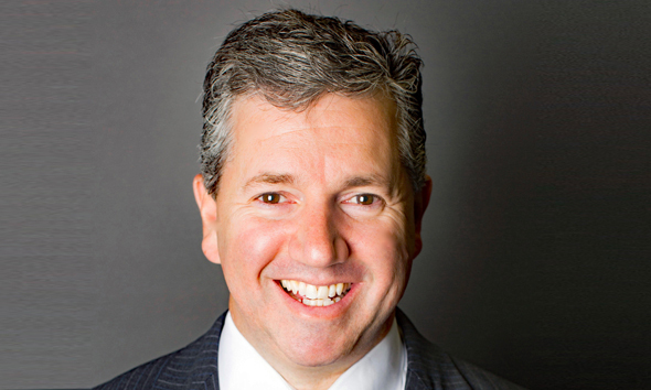 Christopher von Jako, presidente y director ejecutivo de BrainsWay.