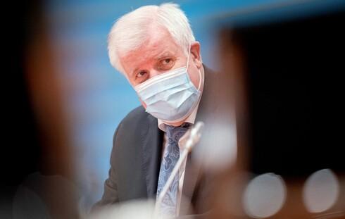 Horst Seehofer, ministro del Interior alemán.