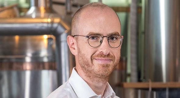 El futuro director ejecutivo de Meat, Rom Kshuk.