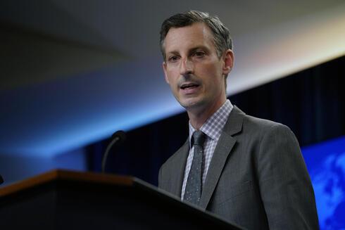 Ned Price, portavoz del Departamento de Estado de EE. UU.