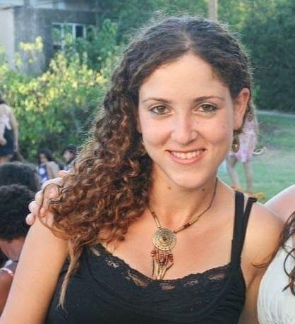 Michal Sela (32), residente de Jerusalem, asesinada en 2019 presuntamente por su esposo.