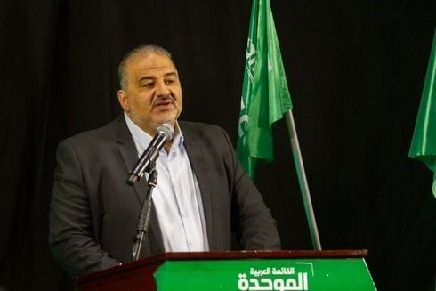Mansour Abbas, líder de Raam.