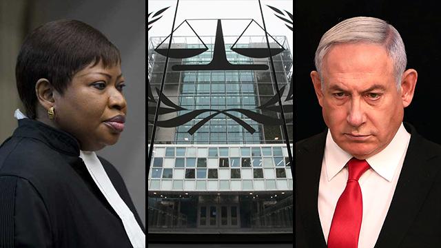 Bensouda Netanyahu La Haya CPI