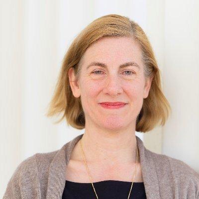 Hannah Liko, embajadora de Austria en Israel.