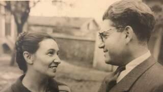 Adam y Felicia Steinbrecher.