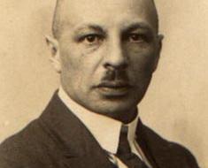 Yosef Hirschberg fue asesinado en el jardín de su casa.
