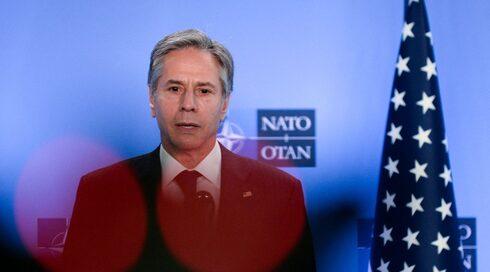 Antony Blinken, secretario de Estado norteamericano.