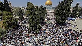 Ramadan Jerusalem