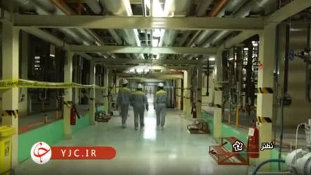 Imágenes iraníes desde el interior de la planta de Natanz después del reciente sabotaje atribuido a Israel.