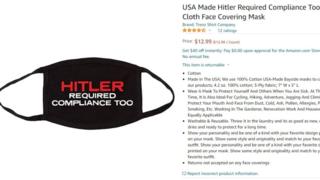 Productos antisemitas se venden en línea sin ningún tipo de control.