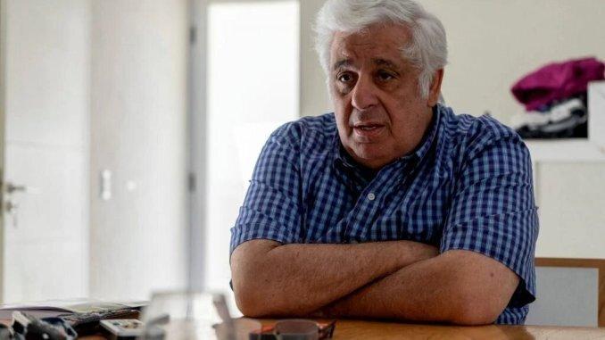 Alberto Samid, empresario argentino acusado de antisemitismo.