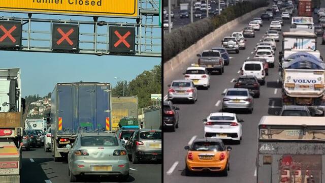 Israel venció al coronavirus y recuperó un viejo problema: el tráfico vehicular.