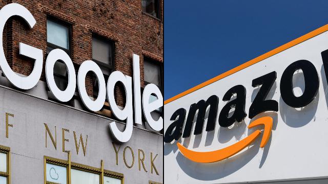 Google y Amazon, la compañías escogidas por las autoridades israelíes.