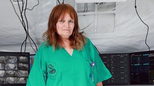 La profesora Galia Rahav, del Centro Médico Sheba, en Tel Aviv.