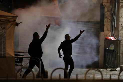 Jerusalem Violencia