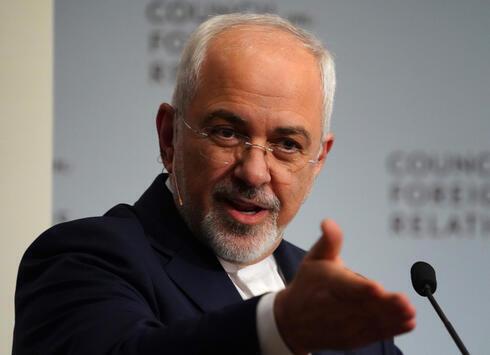 Mohammad Javad Zarif, ministro de Relaciones Exteriores de Irán.