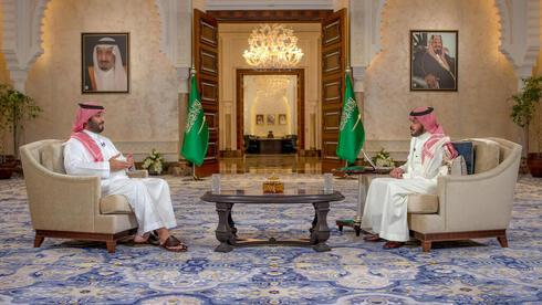 Entrevista al príncipe heredero de Arabia Saudita, Mohammad Bin Salman.