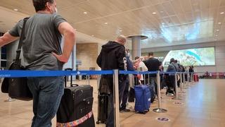 Aeropuerto Ben Gurion