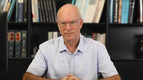 El profesor Ariel Porat.