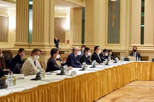 Representantes de las distintas partes que componen el acuerdo se reunieron en Viena.
