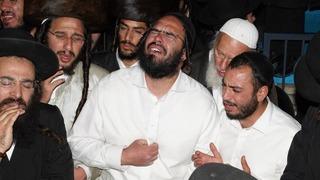 """""""El Todopoderoso los eligió. Sus almas no me pertenecen, pertenecen a Rabí Shimon"""", señaló el padre de los hermanos Elhadad, fallecidos en Merón."""